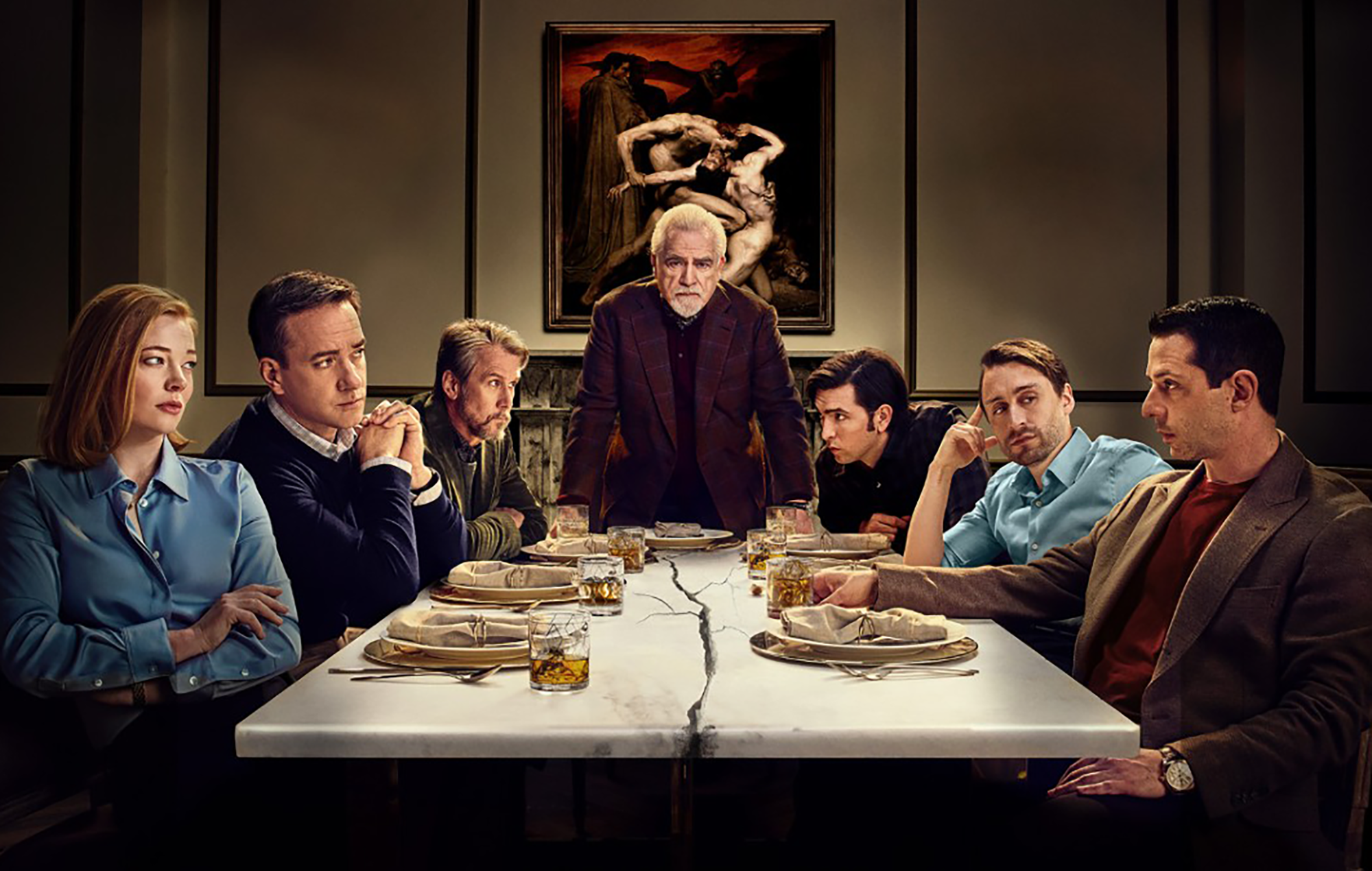 TV SERIES – SUCCESSION
